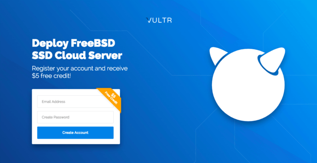 Vultr FreeBSD