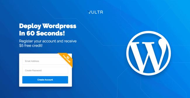 Vultr WordPress