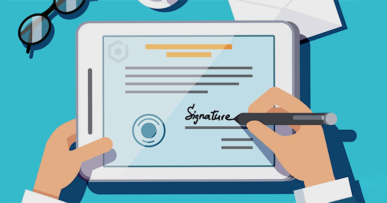 Signature Form in WordPress
