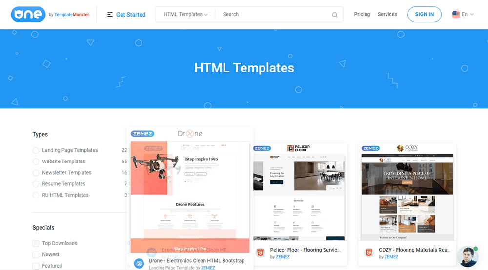 ONE Membership HTML Templates
