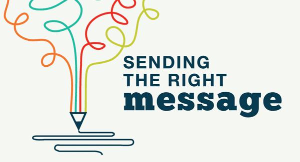 Send Right Message