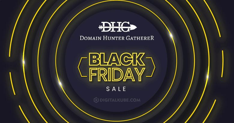 Domain Hunter Gatherer Black Friday Deals