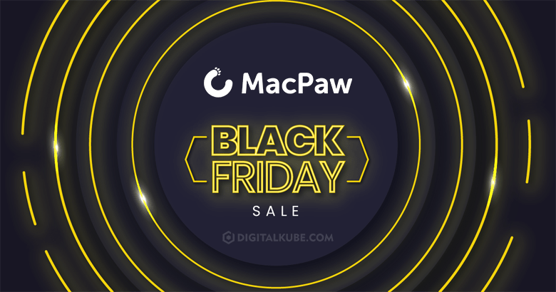 MacPaw Black Friday Deals