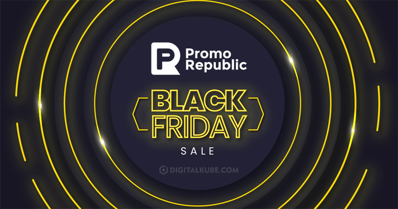 PromoRepublic Black Friday Deals