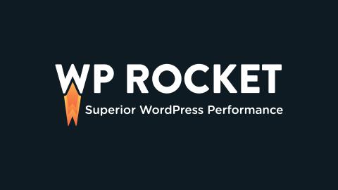 WP Rocket Logo