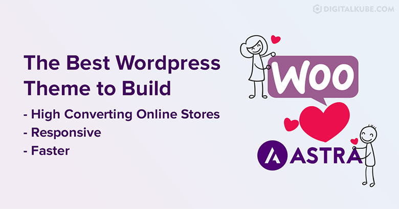 Astra For WordPress eCommerce Sites