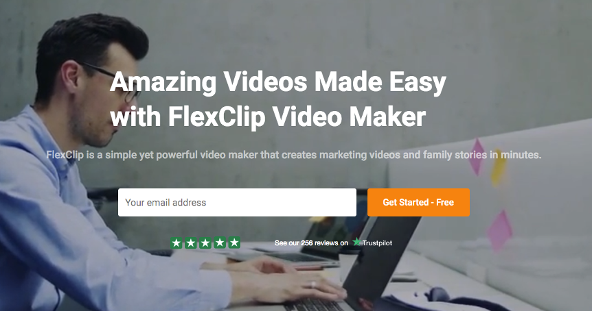Learn How to Create and Edit Videos Online With FlexClip 1