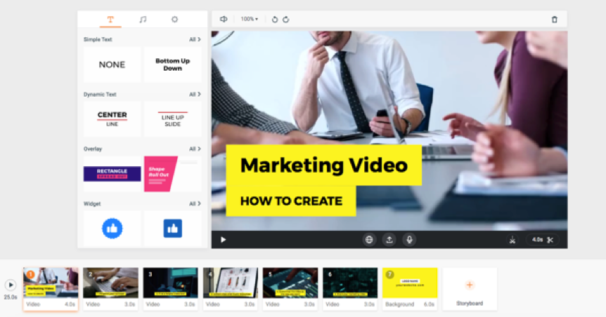 Learn How to Create and Edit Videos Online With FlexClip 4