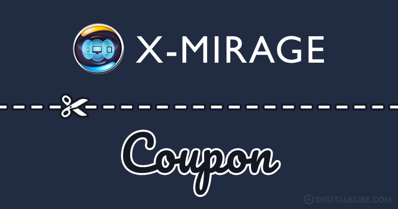 X-Mirage Coupon